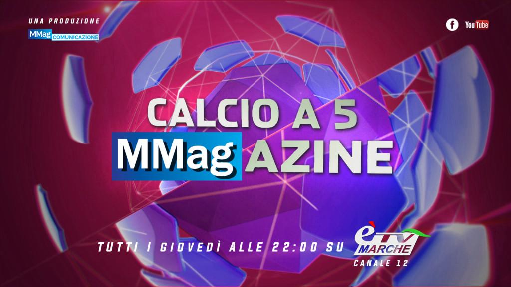 Calcio a 5 MMagazine - schermata