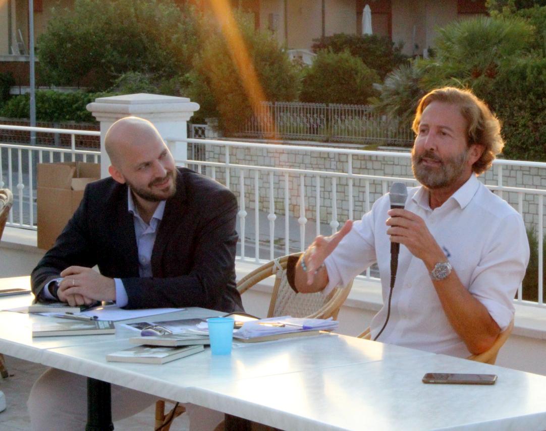 Matteo Magnarelli e Paolo Bargiggia